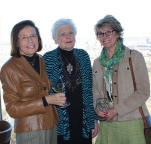 Barbara Weinberg, Professionnel du Vin Marj Valvano, Carol Monnin