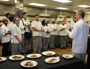 Chef Rôtisseur/MCI Culinary Instructor Alan Neace
