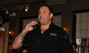 Chef Paul Barraco