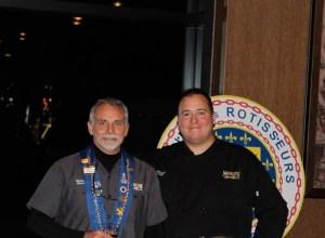 Brew Master Richard Dubé and Chef Nathan Whittington