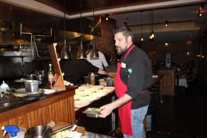 Red Feather Chef/Owner Brad Bernstein