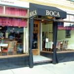 Italian Dinner at Boca – May 18, 2003