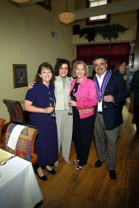 Brenda Feldman, Barbara Weinberg, Lisa Papa, Chevalier Will Papa