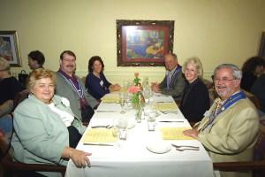 Suzanne Hasl, Clayton Daley, Joan Harris, Joe Harris, Meredythe Daley, Robert Hasl