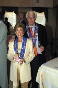 Vice Chargée de Presse Carol Berliant, Chevalier Mark Berliant