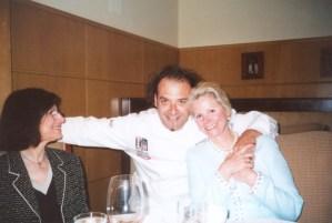 Barbara Weinberg, Chef Jean-Robert de Cavel, Melody Sawyer Richardson