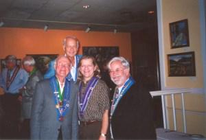 Gordon Hullar, Peter Hainline, Irwin Weinberg, Andrew Robell, J.T. Mayer, Robert Hasl