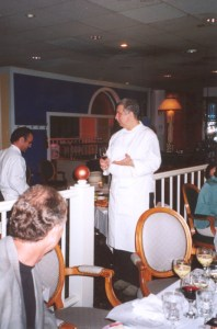Owner and Chef Jimmy Gherardi discusses the food pairings
