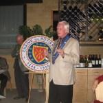 Conseiller Gastronomique des Etats-Unis Roger Tracy promotes the Chaîne