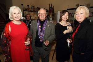 Jeannine Winkelmann, Tom Burdin, Jeane Elliott, Dorothy Burdin
