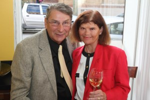 Don Hild and Beverly Bach