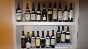 Cellar treasure wines