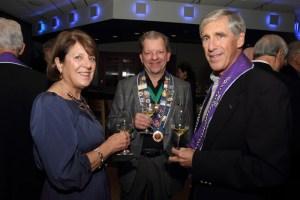 Joann Mead, J.T. Mayer, Chuck Mead