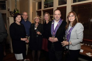 Erin Ascher, Mike Ascher, Nancy Lawson, Laura Ruby, Mike Ruby, Barbara Lancor