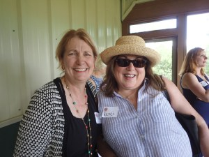 Dame Susan Verschoor, Bailli Provincial Midwest Renee Wilmeth