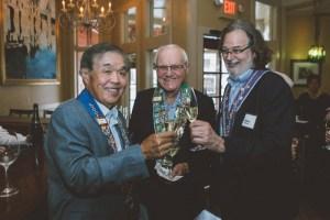Chuck Hong, Irwin Weinberg, John Stillpass