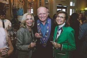 Patricia Myers, Alan Flaherty, Barbara Weinberg