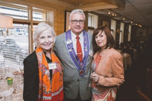 Jeannine Winkelman, Robert Croskery, Maureen Kennedy