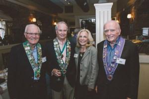 Irwin Weinberg, George Elliott, Patricia Myers, Alan Flaherty