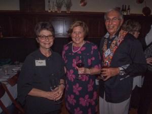 Molly Katz, Mary Ivers, Pat Gaito