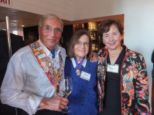 Pat Gaito, Barbara Weinberg, Marilyn Osborn
