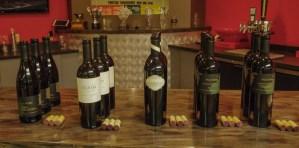 Wine Line-up