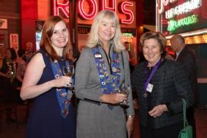 Bethanie Butcher, Sue Flischel, Mary Ivers