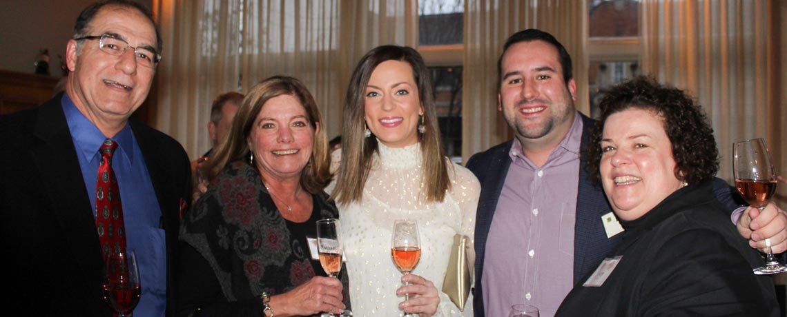 Chaîne Winter Dinner at Red Feather – February 10, 2019