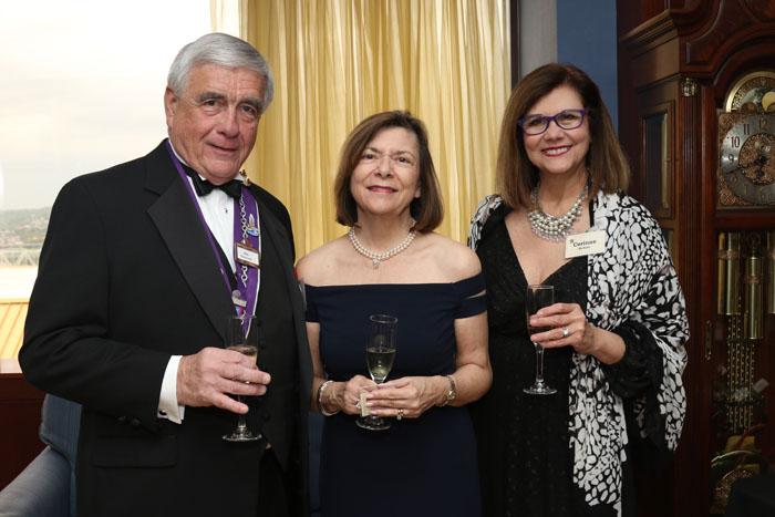 Jim Hemesath, Jeane Elliott, Corinne McNally