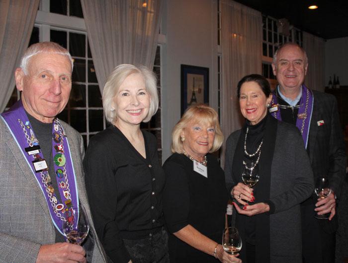 James Willis, Jeannine Winkelmann, Barbara Weyand, John Winkelmann