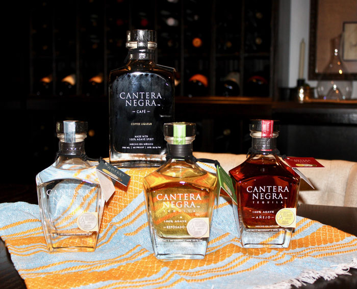 Cantera Negra Tequilas