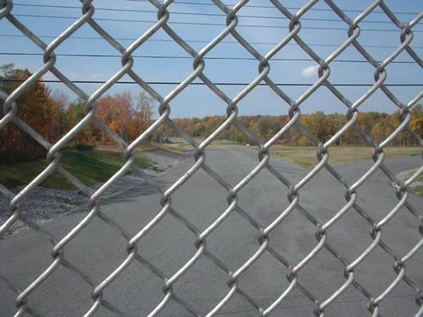 Net Fencing Construction