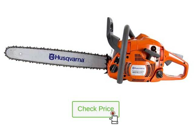 Husqvarna 450 2-Cycle Fully Assembled Gas Chainsaw Review
