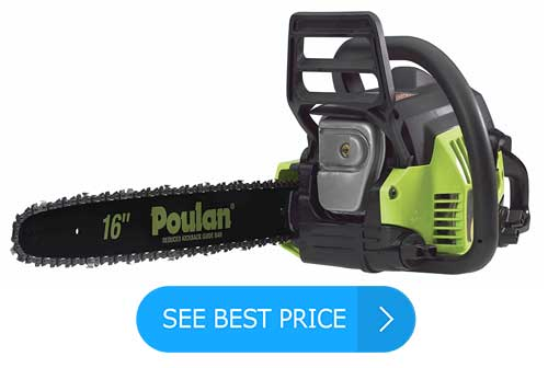 Poulan 967146301 P3816 38cc Fully Assembled Chainsaw Review