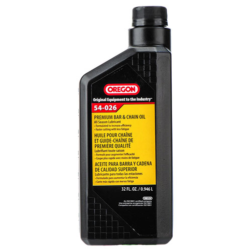 Oregon 54-026 Chain Saw Bar and Chain Oil