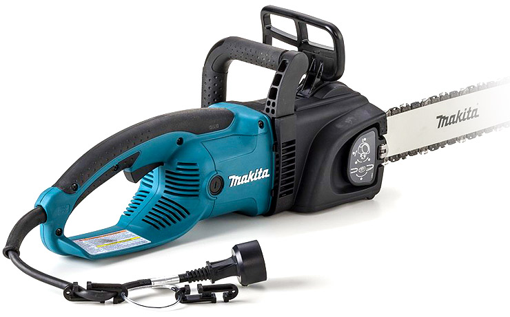 Review Makita Uc4030a Uc3530a Electric Chainsaw