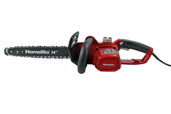 Homelite zr43100 9 amp 14 in electric chain saw review greentooth Image collections