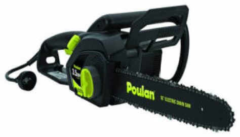 Poulan PLN3516F 16 Inch 3.5 HP Electric Chain Saw