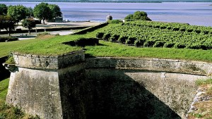 La Citadelle de Blaye en Gironde