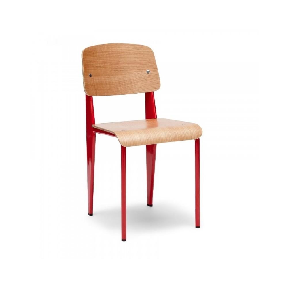 chaise standard bois destockage