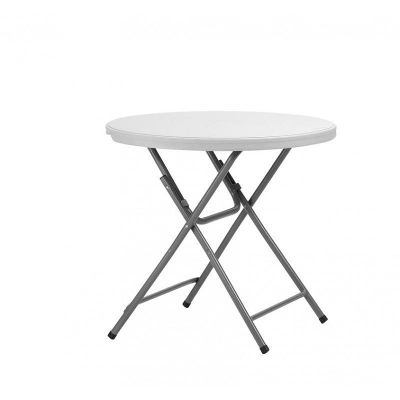 table pliante ronde praxis