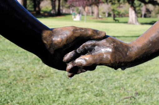 brass-handhold
