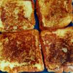 Bread toast | Milk Bread Toast