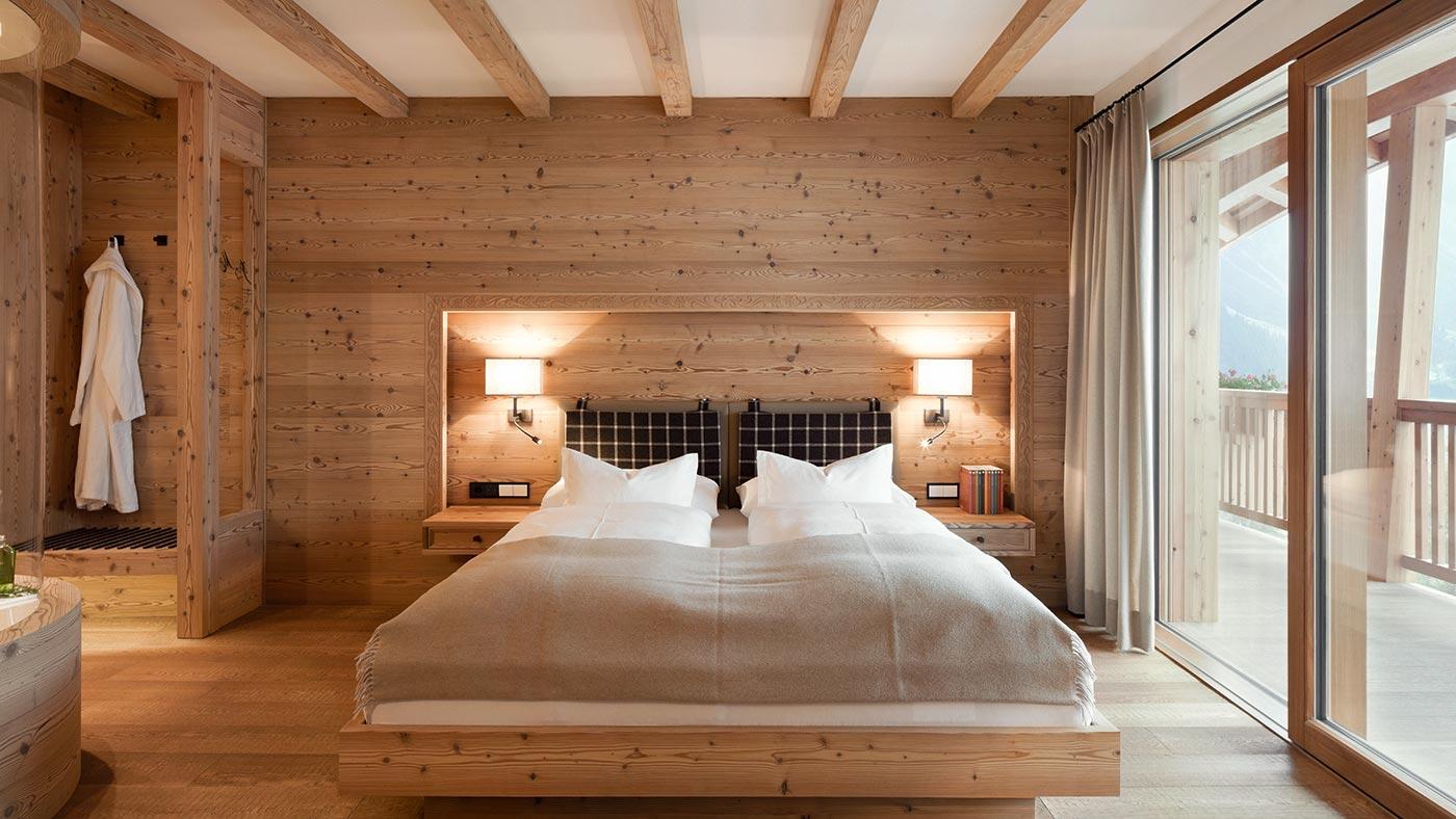Trova le migliori offerte per la tua ricerca camere stile montagna. Mountain Lodge Lo Stile Alpino Delle Camere E Suite Di Chalet Gerard