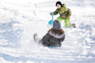 Kinder Schneebob