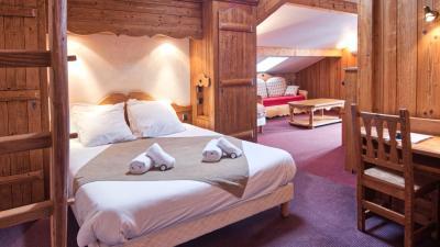 Chambre hotel Chalet Philibert Morzine