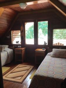 Loft 2 bed side