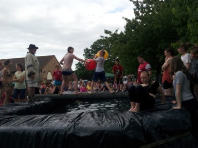 Gladiator pool