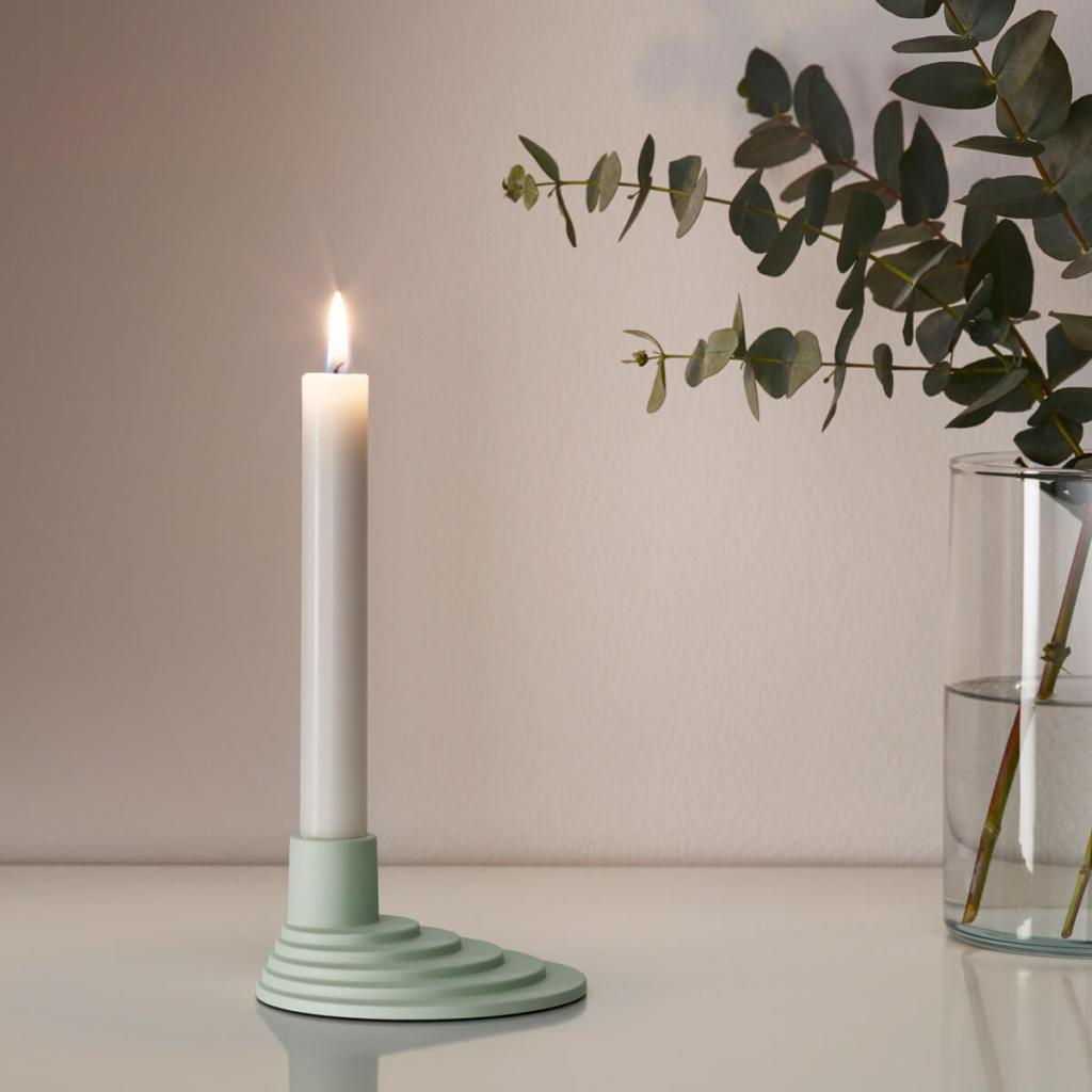 IKEA Hay collection - stylish, simple, clean YPPERLIG candle holder