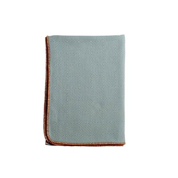 Arkan Luxury Cotton Throws - Teal
